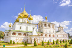 Resurrection monastery Uglich Stock Images