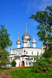 Resurrection Monastery. Uglich, Russia Stock Photography