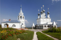 Resurrection monastery for women in Murom Stock Photos