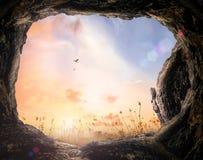 Free Resurrection Of Jesus Christ Concept Stock Image - 206280401