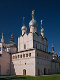 Resurrection Orthodox church in Rostov kremlin Royalty Free Stock Photography