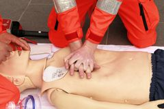 Resuscitation Stock Photos