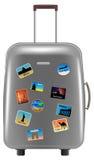 resväska Fotografering för Bildbyråer