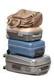 Resväskor Royaltyfria Bilder