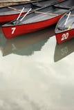 reszta kajak Fotografia Royalty Free