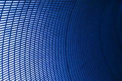 Retângulo abstrato azul foto de stock royalty free
