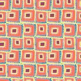 Retângulos coloridos que mergulham em se ilustração stock