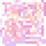 Retângulos cor-de-rosa, azuis, roxos, brancos coloridos e teste padrão sem emenda dos quadrados Imagem de Stock Royalty Free