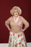 reta för transvestit Royaltyfria Foton