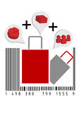 retail ilustracji