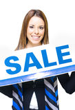 Retail Sale Royalty Free Stock Photo