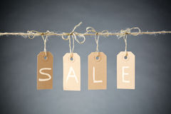 Retail Sale - Price Tags Royalty Free Stock Images