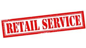 Retail service stock image