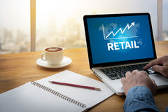 Free RETAIL ( Shopping Purchasing Capitalism Customer ) Stock Image - 78175511