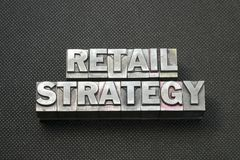 Retail strategy bm Stock Photos