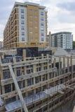 Retaining Concrete Wall Stock Photos