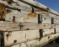 Retaining Wall Stock Image