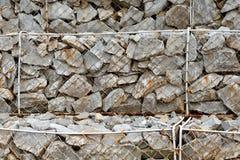 Retaining wall Stock Photo