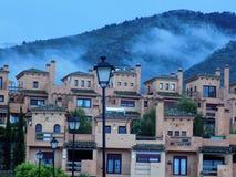 Retamar-Alhaurin de la a Torre-ANDALUZIA Fotografia de Stock Royalty Free