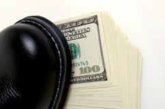 Retard ou arrêt des paiements Photo stock