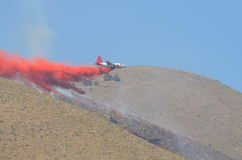 Retardant Plane Stock Images