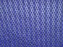 Rete blu Fotografia Stock