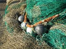 Rete da pesca Fotografie Stock