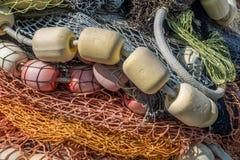 Rete da pesca 2 Fotografie Stock Libere da Diritti