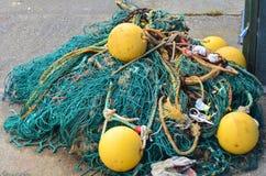 Rete da pesca, Nuova Zelanda fotografia stock