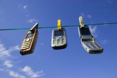 Rete dei dispositivi wireless Fotografie Stock Libere da Diritti