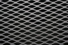 Rete del metallo Fotografie Stock