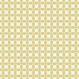 Rete del modello geometrico di due colori Immagine Stock Libera da Diritti