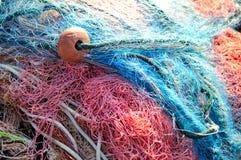 Rete del pescatore Fotografia Stock Libera da Diritti