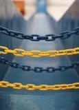 Rete della corda Fotografia Stock