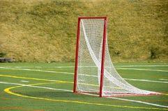 Rete di Lacrosse Immagini Stock Libere da Diritti