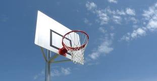 rete di pallacanestro Fotografie Stock