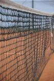 Rete di tennis fotografia stock