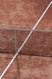 Rete di tennis Immagine Stock