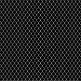 Rete fissa classica del filo di acciaio Fotografia Stock Libera da Diritti
