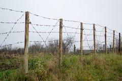 Rete fissa 3 del filo Fotografia Stock Libera da Diritti