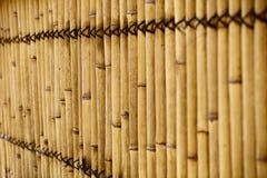 Rete fissa di bambù Fotografia Stock Libera da Diritti