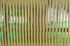 Rete fissa di bambù Immagini Stock