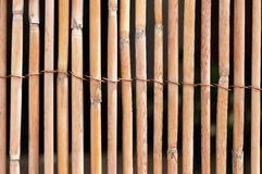 Rete fissa di bambù Fotografie Stock Libere da Diritti