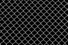Rete fissa di Chainlink Immagini Stock Libere da Diritti