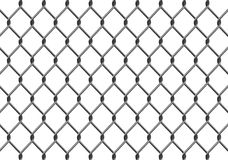 Rete fissa di collegamento Chain Fotografie Stock Libere da Diritti