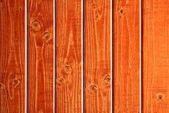 Rete fissa di legno Immagine Stock
