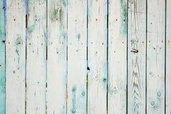 Rete fissa di legno Fotografia Stock
