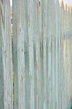 Rete fissa di legno Fotografie Stock