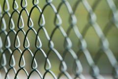 Rete metallica da accludere e proteggere immagini stock libere da diritti