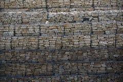 Rete metallica della ghiaia Fotografia Stock Libera da Diritti
